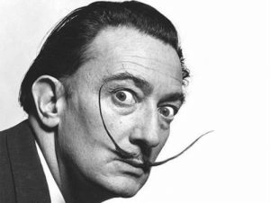 bestfunny: In a bizarre twist of events, Salvador Dali is being exhumed in the possibility that Dali may have fathered Pilar Abel. Pilar Abel is a 61-year-old tarot card reader who is claiming to be the only living child of Dali.  Honestly, this paternity suit that has unfolded is not exactly bizarre for Dali, what is truly odd is that Dali claimed to have never actually slept with anyone. However, if Abel is right, well the whole story changes.  : bestfunny: In a bizarre twist of events, Salvador Dali is being exhumed in the possibility that Dali may have fathered Pilar Abel. Pilar Abel is a 61-year-old tarot card reader who is claiming to be the only living child of Dali.  Honestly, this paternity suit that has unfolded is not exactly bizarre for Dali, what is truly odd is that Dali claimed to have never actually slept with anyone. However, if Abel is right, well the whole story changes.