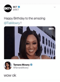 "Ass, Bad, and Bilbo: BET  BET  @BET  Happy Birthday to the amazing  @TiaMowry!  BETk  Tamara Mowry  @TamaraMowry  wow ok <p><a href=""http://nobilityoflove.tumblr.com/post/175895567707/obsidianthunderwolf-nobilityoflove-lmao-this"" class=""tumblr_blog"">nobilityoflove</a>:</p>  <blockquote><p><a href=""https://obsidianthunderwolf.tumblr.com/post/175879729838/nobilityoflove-lmao-this-is-hilarious-leave-the"" class=""tumblr_blog"">obsidianthunderwolf</a>:</p>  <blockquote><p><a href=""http://nobilityoflove.tumblr.com/post/175868298567/lmao-this-is-hilarious-leave-the-white-man-and"" class=""tumblr_blog"">nobilityoflove</a>:</p><blockquote><p>Lmao, this is hilarious. Leave the white man and maybe you'll be added. </p></blockquote><p>Racist much. Stay in your own damn lane. Her marriage has nothing to do with you nor does it make her any less in any way. If anything it makes her better than you, because she is able to see past skin and truly fall in love with a person. You and everyone else who thinks this way are disgusting. Skin doesn't matter, the heart does. Now go be salty else where and mind your own damn business while you're there. Stop making our people look bad with your bullshit. </p><figure class=""tmblr-full"" data-orig-height=""225"" data-orig-width=""400"" data-tumblr-attribution=""tattooednurse01:cfxCZ3VmHegSj7iSaGaPEg:ZVHaoj1xJhb-d""><img src=""https://78.media.tumblr.com/3338f4b278d927104032906bccd417d9/tumblr_nx6rpsHh7c1ucmq99o1_400.gif"" data-orig-height=""225"" data-orig-width=""400""/></figure><figure class=""tmblr-full"" data-orig-height=""245"" data-orig-width=""245"" data-tumblr-attribution=""kmichelletho:6rbrcJPsphlXYTvytAVtpQ:ZQqe8q25sZ7qM""><img src=""https://78.media.tumblr.com/4b56355bb9c77bd53e9288541ae5b71b/tumblr_o6j8ir3WBG1slyfzno1_250.gif"" data-orig-height=""245"" data-orig-width=""245""/></figure><p>-Obsidian </p></blockquote>  <p>Shut your ""we are the world just love racists they need it"" ugly ass up. You really thought you were doing something. Coonin as Sambo.</p><figure class=""tmblr-full"" data-orig-height=""282"" data-orig-width=""500"" data-tumblr-attribution=""nowthisnews:REwx8BKCqVVfW_K2u0jgCQ:ZQDFku1nVkKQD""><img src=""https://78.media.tumblr.com/1143421db9876a62a95cba98af043a8d/tumblr_nq5sa2EsHD1rbf5cro1_500.gif"" data-orig-height=""282"" data-orig-width=""500""/></figure></blockquote>  <p>She's half white you fucking moron.</p>"