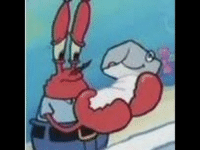 Mr. Krabs, Respect, and Bet: Bet some of y'all didnt know that pearl was actually adopted by Mr. Krabs. Respect Krabs.