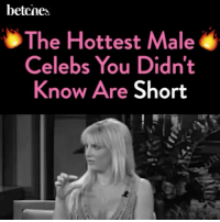 These guys make it okay to not wear heels. Follow us on Facebook for more videos! Betches.co-fb: betcnes.  The Hottest Male  Celebs You Didnt  Know Are Short These guys make it okay to not wear heels. Follow us on Facebook for more videos! Betches.co-fb