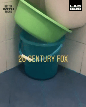 """How I keep myself entertained at work"" 😂😂: BETTER  WITH  SOUND  LAD  BIBLE  20 SENTURY FOX ""How I keep myself entertained at work"" 😂😂"