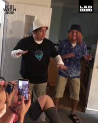 Dank, Bible, and Dress: BETTER  WITH  SOUND  LAD  BIBLE These lads just won fancy dress forever 😂😂