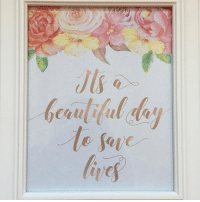 "I just got the best print out ever for a frame on my bedroom wall! Look at this beautiful floral ""It's a Beautiful Day to Save Lives"" design from @printablequotes4u !😍💗🌸💐🌷 It reminds me of Derek every time I look at it and it matches with my bedroom so well! Even with the horrible lighting in my bedroom in the second photograph, you can see how cute it is! 😍 Visit the link in my bio and use the code ""BEAUTIFUL DAY"" for 30% off your purchase of this ""It's a Beautiful Day to Save Lives"" print from @printablequotes4u ! I absolutely love mine and I know you will too!💞 TAG A FRIEND BELOW WHO NEEDS THIS !!!👇🏼 @printablequotes4u itsabeautifuldaytosavelives derekshepherd greys greysanatomy ad sponsored promo rep ambassador merder patrickdempsey dempeo mcdreamy: beullal dley I just got the best print out ever for a frame on my bedroom wall! Look at this beautiful floral ""It's a Beautiful Day to Save Lives"" design from @printablequotes4u !😍💗🌸💐🌷 It reminds me of Derek every time I look at it and it matches with my bedroom so well! Even with the horrible lighting in my bedroom in the second photograph, you can see how cute it is! 😍 Visit the link in my bio and use the code ""BEAUTIFUL DAY"" for 30% off your purchase of this ""It's a Beautiful Day to Save Lives"" print from @printablequotes4u ! I absolutely love mine and I know you will too!💞 TAG A FRIEND BELOW WHO NEEDS THIS !!!👇🏼 @printablequotes4u itsabeautifuldaytosavelives derekshepherd greys greysanatomy ad sponsored promo rep ambassador merder patrickdempsey dempeo mcdreamy"