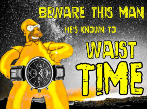 He comes https://t.co/xoqcGLZmiR: BEWARE THIS MAN  HE S KNOWN TO  WAIST  TIME He comes https://t.co/xoqcGLZmiR