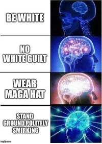 White Guilt: BEWHITE  NO  WHITE GUILT  WEAR  MAGAHAT  STAND  SHIRK!