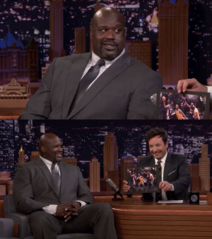 "Would Prime Shaq & Kobe beat LeBron & AD?   ""Yes. Hell yes. Who's going to guard me?"" - @Shaq   (Via @FallonTonight)  https://t.co/5NTxrem0Z5: BEWI Would Prime Shaq & Kobe beat LeBron & AD?   ""Yes. Hell yes. Who's going to guard me?"" - @Shaq   (Via @FallonTonight)  https://t.co/5NTxrem0Z5"