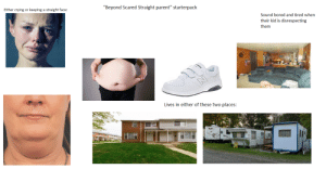 Beyond Scared Straight parent starterpack: Beyond Scared Straight parent starterpack