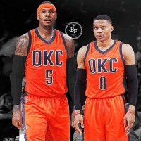 Report: According to Bill Simmons, Carmelo Anthony and the OKC Thunder are officially circulating each other. Troy Weaver who's in the OKC organization has recruited Melo to Syracuse and have known each other for a long time 📷: @basketballforever knicksnation knickstape nyk knicks newyorkknicks carmelo carmeloanthony russellwestbrook nba: BF  ACHE Report: According to Bill Simmons, Carmelo Anthony and the OKC Thunder are officially circulating each other. Troy Weaver who's in the OKC organization has recruited Melo to Syracuse and have known each other for a long time 📷: @basketballforever knicksnation knickstape nyk knicks newyorkknicks carmelo carmeloanthony russellwestbrook nba