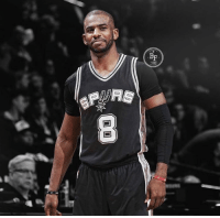 Basketball, Chris Paul, and Memes: BF  AS If Chris Paul signs with the Spurs during free agency next season, do the Spurs become more of a threat than the Golden State and the Cavaliers?  © Basketball Forever -waks