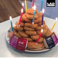 Dank, Bible, and Cake: BIBLE  NETCH Who else deserves a chicken nugget cake today? 😍🐔
