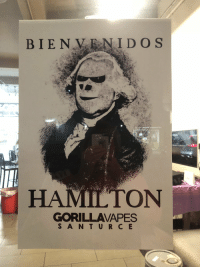 Memes, Vape, and 🤖: BIENY ENID OS  ON  GORILLAVAPES  SA NTUR C E When the local vape shop welcomes you, you've truly arrived  (📸 by @dervogelfamber) https://t.co/ihhhzzgEIJ