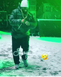 OutKast, Colorado, and Snow: Big Boi from Outkast was performing in the snow out in Colorado! ❄️🎶😂 @BigBoi https://t.co/vO0BnT2olp