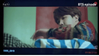 Covers, Bts, and Big: Big Hit  BTS episode  B003C013  -  01:09.27:0   PLOT TWIST: IT WAS TAE TAE ALL ALONG UNDER THOSE COVERS