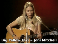 "♪♫ <3 Happy Birthday to Canadian musician, singer, songwriter,  multi instrumentalist, and painter, Joni Mitchell who turns 73 today.  (Born Roberta Joan ""Joni"" Anderson; November 7th, 1943) <3 ♪♫  #JoniMitchell: Big Yellow Taxi Joni Mitchell ♪♫ <3 Happy Birthday to Canadian musician, singer, songwriter,  multi instrumentalist, and painter, Joni Mitchell who turns 73 today.  (Born Roberta Joan ""Joni"" Anderson; November 7th, 1943) <3 ♪♫  #JoniMitchell"