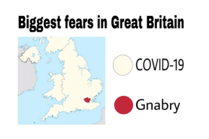 Biggest fears in Great Britain  (📷: @30cln ) https://t.co/qg6lhk8rDI: Biggest fears in Great Britain  (📷: @30cln ) https://t.co/qg6lhk8rDI