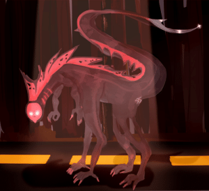 Love, Tumblr, and Wyd: biggest-gaudiest-patronuses:  arktic-oof: biggest-gaudiest-patronuses:   @vorbits submitted: u see this walking along the highway surrounded by heavy forests wyd? also happy spooky pride month immediately try to pet it   I hate you all  i love this so much