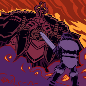 bigmsaxon:  Day twenty-six, facing Thulsa Doom. A follow up of sorts to day ten, which was borne from imagining a Zelda-style Conan game.: bigmsaxon:  Day twenty-six, facing Thulsa Doom. A follow up of sorts to day ten, which was borne from imagining a Zelda-style Conan game.