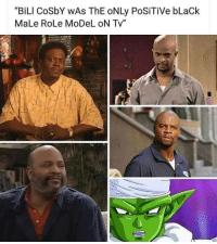 """Green is the new black: """"BiLI CoSbY WAs ThE oNLy PoSiTiVe bLaCk  MaLe RoLe MoDeL oN Tv"""" Green is the new black"""