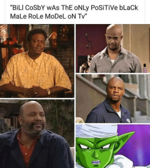 """Green is the new black via /r/funny https://ift.tt/2Apjs1w: """"BiLI CoSbY WAs ThE oNLy PoSiTiVe bLaCk  MaLe RoLe MoDeL oN Tv"""" Green is the new black via /r/funny https://ift.tt/2Apjs1w"""