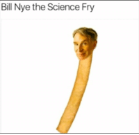 : Bill Nye the Science Fry
