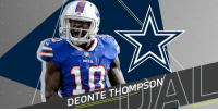 Now joining the @dallascowboys' receiving corps: https://t.co/m9kw8xfuIP https://t.co/Hwvat5PAge: BILLS  DEONTE THOM Now joining the @dallascowboys' receiving corps: https://t.co/m9kw8xfuIP https://t.co/Hwvat5PAge