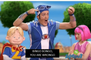God, God Is Dead, and Bingo: BINGO BONGO  YOU ARE WRONGO Scientists present evidence to prove that God is dead (2012 Colorized)