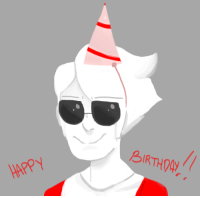 Birthday, Target, and Tumblr: BIRTHA  HAPPY insufferablegodhead:  We interrupt this program for a special announcement, Happy Birthday insufferable prick.