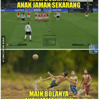 Club, Meme, and Camera: bistance to goal  ANAK JAMAN SEKARANG  Direction and rayectory CR2  my Club  my C  lub  my Club  Camera  Off-the-ball Controls  C.RONALOO  A VOAL 7  MEME  MAINBOLANYA