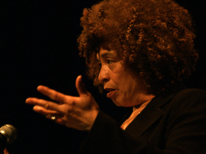 "Advice, Bitch, and Tumblr: bitch-media:  Legendary civil rights activist Angela Davis was asked at a recent talk about what advice she had for young social justice organizers today. Davis pointed to the importance of self-care.  ""Self-care has to be incorporated into all our efforts. This is something new, this is something I have learned from younger generations. I had to learn from younger people that it's as important to take care of yourself—and to do this within a collective context. So, yes, this means exercising the body. Yes, this means finding a place for spiritual expression. This holistic approach to organizing is, I think, what will eventually move us along the trajectory that will move us to some victories."" Take care of yourself, activists! Photo via Creative Commons."