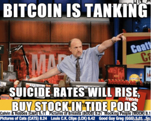 Recoup your losses: BITCOINIS TANKING  SUICİERATESTILL RISE |  Irends  Calvin&Hob  Pictures of Cats (CATS) 8.24  1 Mocking People (MoCK) 8.1  Good Guy Greg (GGGAPh  ictures of Breasts (B  Louis C.K. Clips (LCK) 6.42 Recoup your losses