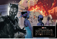 Memes, Movies, and Black: BLACK BLACK PANTHER is currently looking for extras, specifically African men and women with the skillsets of drumming, martial arts, weapons/knife handling, and general athletics, to join the movie when it starts filming in January 2017.  http://tinyurl.com/zkm4rww  (Brian)