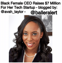 Energy, Finance, and Magic Johnson: Black Female CEO Raises $7 Million  For Her Tech Startup blogged by:  @avah taylor @balleralert Black Female CEO Raises $7 Million For Her Tech Startup - blogged by @avah_taylor - ⠀⠀⠀⠀⠀⠀⠀ JessicaMatthews has become the 13th Black female founder of a tech company to have raised more than $1 million in outside investment. ⠀⠀⠀⠀⠀⠀⠀ Matthews is the founder and CEO of UncharteredPlay, a renewable energy tech startup that raised $7 million in Series A funding from the NIC Fund, Kapor Capital, Magic Johnson Enterprises, BBG Ventures and Lingo Ventures, according to TechCrunch. ⠀⠀⠀⠀⠀⠀⠀ Startups typically go through a series of investment rounds from venture capital firms (external investors). Series A funding is the first round of financing a startup receives when it does not require seed money. In this round, investors may take a 30% to 50% stake in the company. ⠀⠀⠀⠀⠀⠀⠀ TechCrunch reported that Uncharted Play plans to use the new round of funding to expand its staff and finance future partnerships. The company's main products are a soccer ball that doubles as a generator and a jump rope that doubles as a light. ⠀⠀⠀⠀⠀⠀⠀ Matthews' venture deal is significant in an industry where Black women on average received only $36,000 in outside funding between 2012 to 2014, according to a report by ProjectDiane.