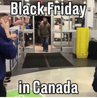 This is SO Canadian, it hurts 😂🇨🇦😂: Black Friday  in Canada This is SO Canadian, it hurts 😂🇨🇦😂