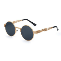 Black-Gold 'Super Funk' Sunglasses from @tradegoods 20% OFF + Free Shipping at www.TradeGoods.co Use code: BLESSED