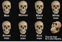 Credit: Mathematical Memes for Logarithmically Scaled Teens: Black  man  White  man  Man  Woman  Ri  Brown  man  Poor  man  ch  man  Those who forget  the +c when infegrating Credit: Mathematical Memes for Logarithmically Scaled Teens