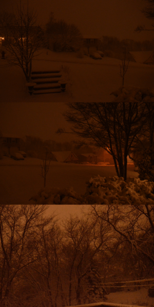 black-metal-hermit: Snow storms always make the night so much brighter.: black-metal-hermit: Snow storms always make the night so much brighter.