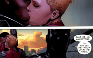 Black Panther's Savage Burn Against Interracial Relationships: Black Panther's Savage Burn Against Interracial Relationships