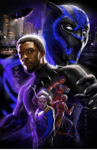 Black Panther is going to be dope. Just like this official concept poster.: Black Panther is going to be dope. Just like this official concept poster.