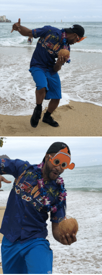 Memes, Beach, and Black: Black people at the beach in Hawaii https://t.co/87XLiUSRZ2