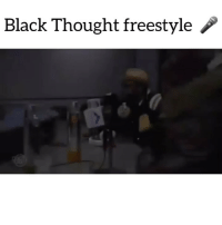 Friends, Memes, and Black: Black Thought freestyle blackthought dropped a freestyle over with @funkflex he a rapsavage or 💩❓ Follow @bars for more ➡️ DM 5 FRIENDS