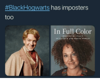 Blackpeopletwitter, Party, and Black:  #BlackHogwarts has imposters  too  In Full Color  FINDING MY PLACE  IN A BLACK AND WHITE WORLD <p>Am I late to the party? (via /r/BlackPeopleTwitter)</p>