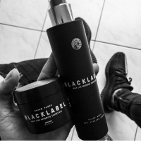 Life, Memes, and Black: BLACKLAB  MU LIFE CROswisIliara  BLACKLABEL i  MU LifE GROOM#WG ESSERTIALS  BLACK x1at. Up your hair game with @blhairuk 👈 Men's Hair Essentials. Made in the UK 🇬🇧 Shipped Worldwide 🌎 10% off using our code 'IG10' www.BlackLabelGrooming.com