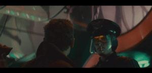 Blade Runner (1997) predicted Coronavirus for we can see a police officer wearing a face shield in Chinatown: Blade Runner (1997) predicted Coronavirus for we can see a police officer wearing a face shield in Chinatown