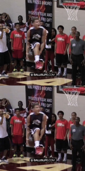 Blake Griffin casually throwing down an eastbay at @JCrossover pro am! https://t.co/4uxwOJM7Ki: Blake Griffin casually throwing down an eastbay at @JCrossover pro am! https://t.co/4uxwOJM7Ki