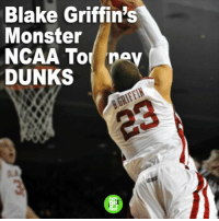 2009 | Blake during MarchMadness 😱: Blake Griffin's  Monster  NCAA Tor dnev  DUNKS  GRIFFIN 2009 | Blake during MarchMadness 😱