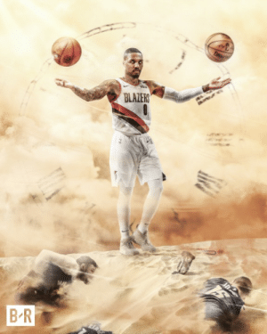 Blazers eliminate the Nuggets and advance to the Western Conference Finals!: BLALERS  BR Blazers eliminate the Nuggets and advance to the Western Conference Finals!
