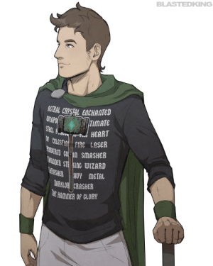 blastedking:  Today for casual Thursday - Prince No-Cape is No-Option King of Fife.I drew a wonderfully clean high res version of the hammer - as seen on the shirt (turned out neat) - BUT it is really of little to no use for anything right now/yet. So to not let it go to total waste, this will have to suffice. I'm sure I'll have use for it at some point. 👑: blastedking:  Today for casual Thursday - Prince No-Cape is No-Option King of Fife.I drew a wonderfully clean high res version of the hammer - as seen on the shirt (turned out neat) - BUT it is really of little to no use for anything right now/yet. So to not let it go to total waste, this will have to suffice. I'm sure I'll have use for it at some point. 👑