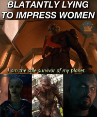 It's a joke it's a joke, calm down.😂 But I kinda wish we could see more of Martian Manhunters powers bc technically he's the most powerful character on the show and is more powerful than Superman, but since it's a Supergirl show obviously she's the most powerful. But I still wanna see more of what MM is capable of. 👽👽 martianmanhunter jonnjonzz davidharewood hankhenshaw cyborgsuperman supergirl melissabenoist karadanvers karazorel superman tylerhoechlin manofsteel missmartian martian justiceleague chylerleigh sanvers alexdanvers clarkkent mehcadbrooks dc dccomics: BLATANTLY LYING  TO IMPRESS WOMEN  I am  the Sole Survivor of my planet.  of metahumans It's a joke it's a joke, calm down.😂 But I kinda wish we could see more of Martian Manhunters powers bc technically he's the most powerful character on the show and is more powerful than Superman, but since it's a Supergirl show obviously she's the most powerful. But I still wanna see more of what MM is capable of. 👽👽 martianmanhunter jonnjonzz davidharewood hankhenshaw cyborgsuperman supergirl melissabenoist karadanvers karazorel superman tylerhoechlin manofsteel missmartian martian justiceleague chylerleigh sanvers alexdanvers clarkkent mehcadbrooks dc dccomics
