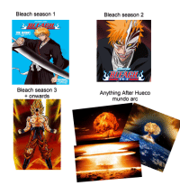 Strongest Bleach Characters of All Time | Bleach Meme on ME ME