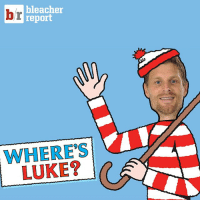 Sports, Been, and Br Report: bleacher  br  report  WHERE'S After a flurry of trades, Luke Ridnour has been on 4 different teams in a 24-hour span. 😢